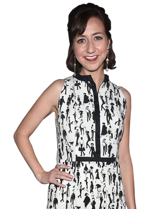 LOS ANGELES, CA - FEBRUARY 24: Actress Kristen Schaal attends the premiere of Fox's