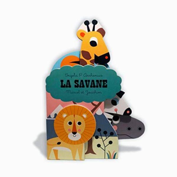 'La Savane' by Ingela P Arrhenius