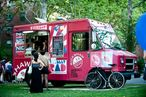 Food Trucks Roll Into Battery Park City