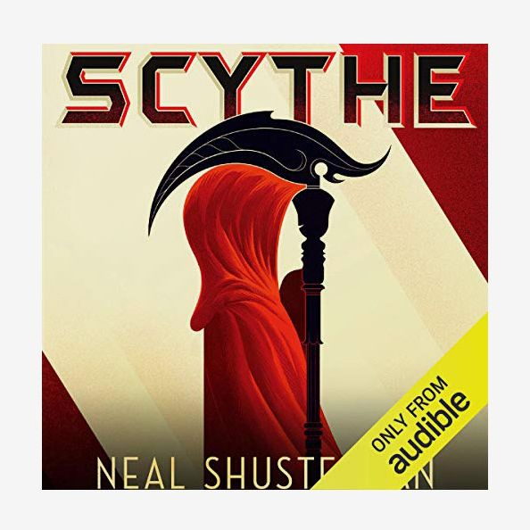 Scythe, by Neal Shusterman, read by Greg Tremblay