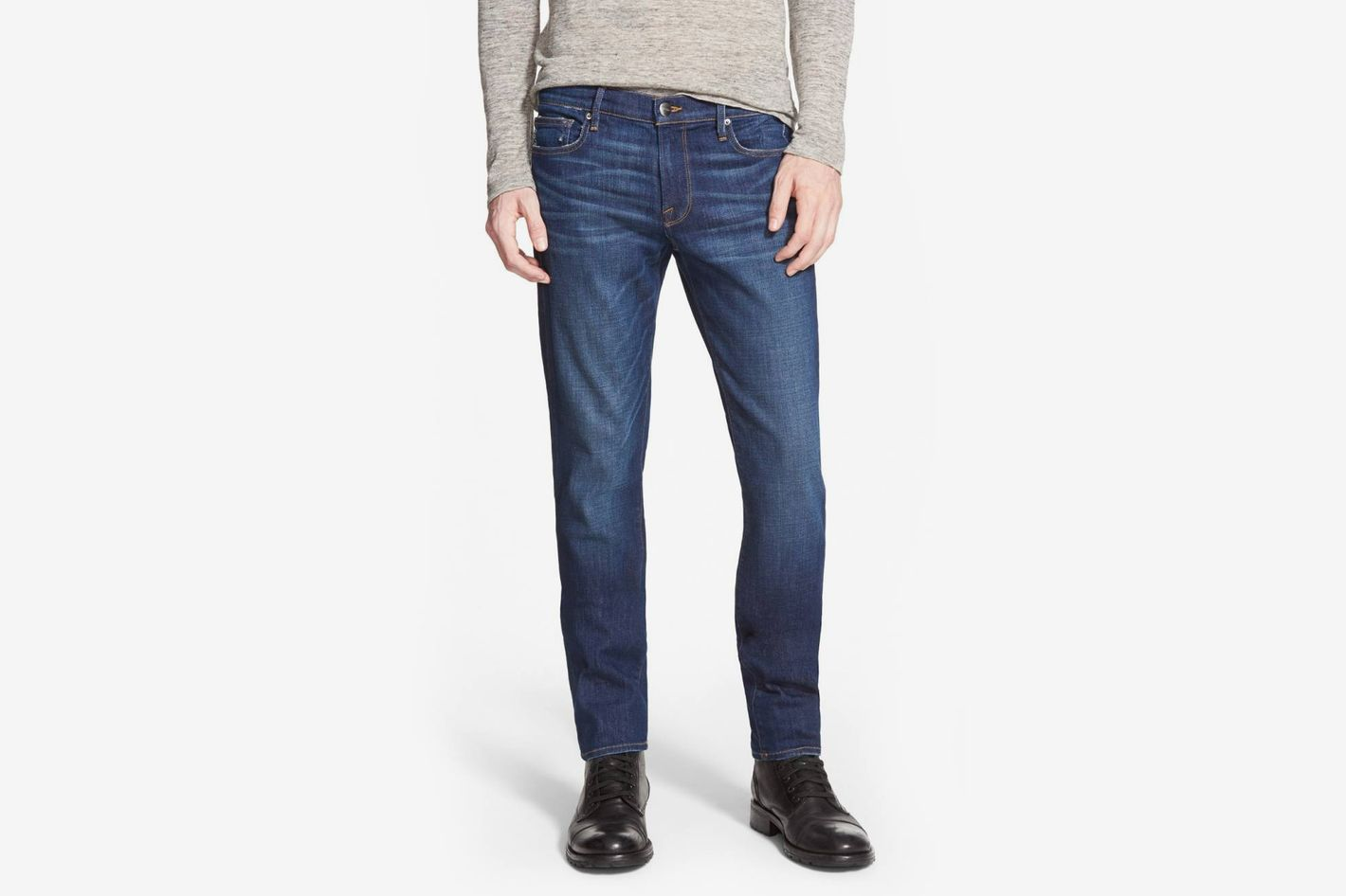 ac17a12e85b The 11 Best Pairs of High-Rise Jeans for Men