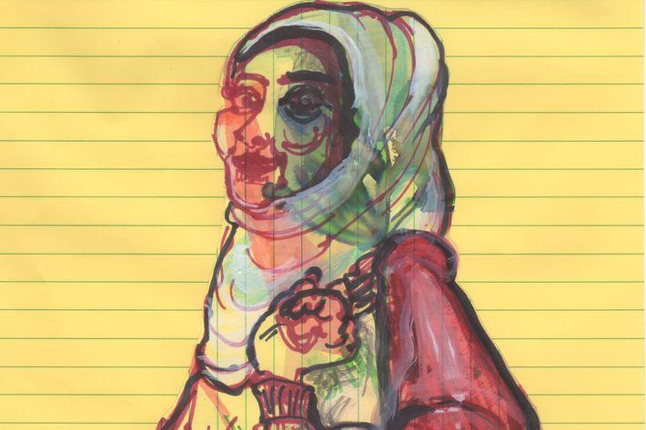 Картинки по запросу Mounira Al Solh syrian