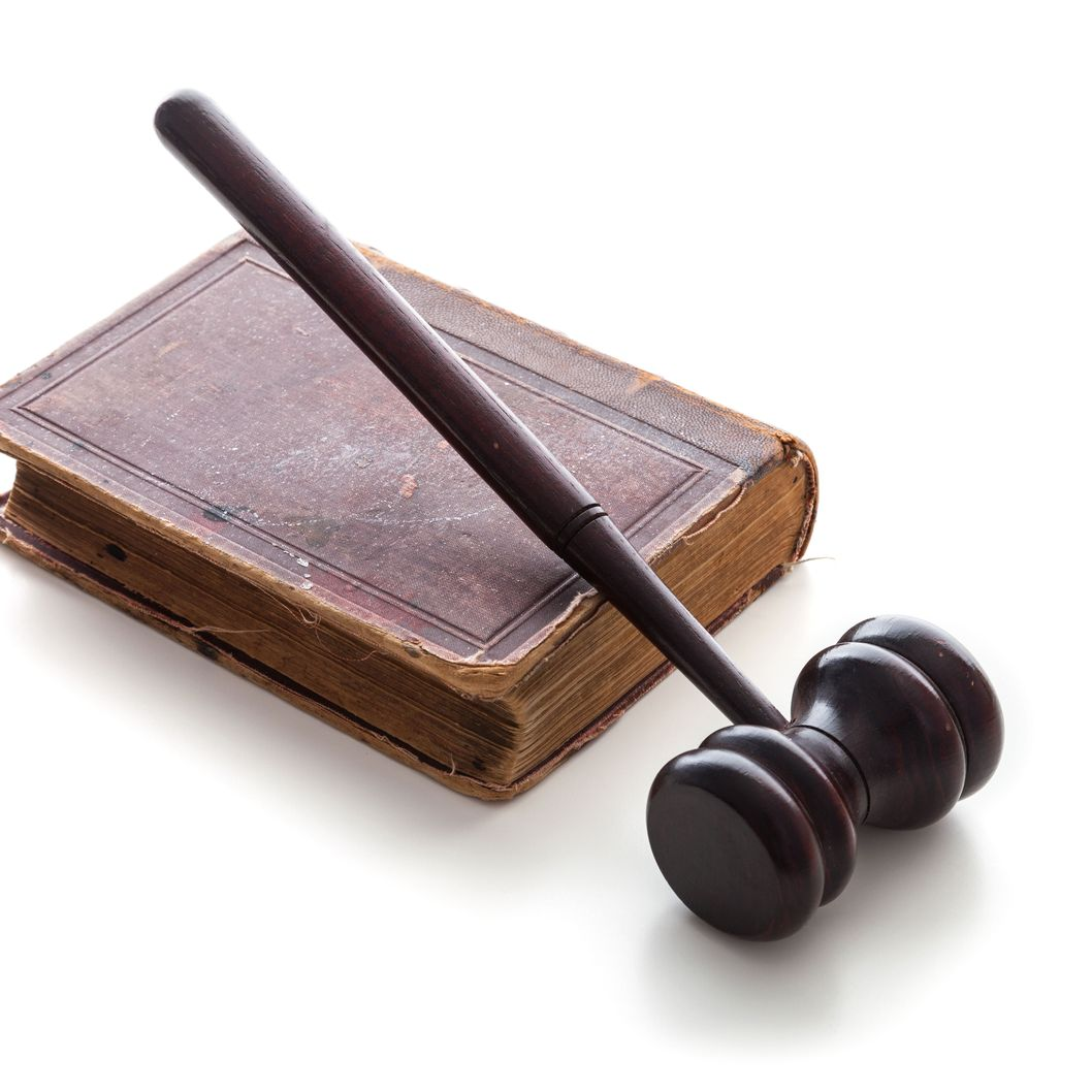 Gavel --- Image by ? Ocean/Corbis