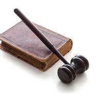 Gavel --- Image by © Ocean/Corbis