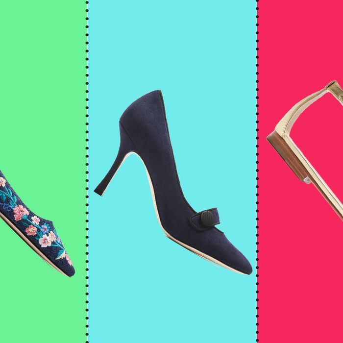 cd78a0a2b20 5 Pairs of Manolo Blahniks That Are 70 Percent Off Right Now