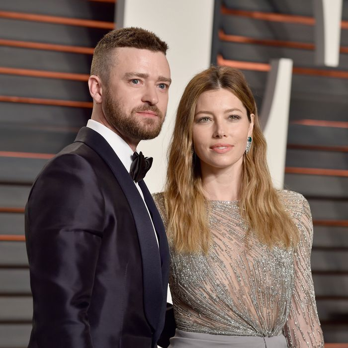 Justin Timberlake And Jessica Biel Seem Sort Of Rude