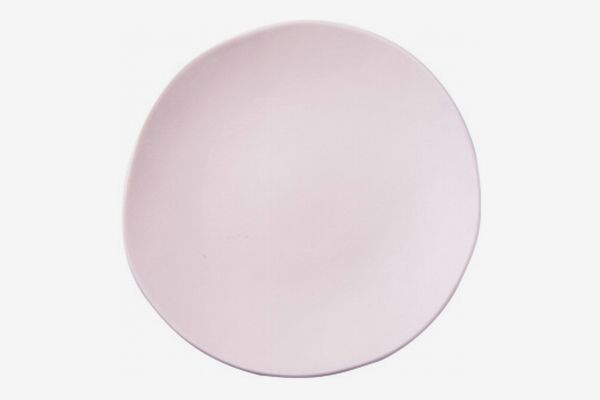 SoCosy Creative Irregular Matte Ceramic Dinner Plate