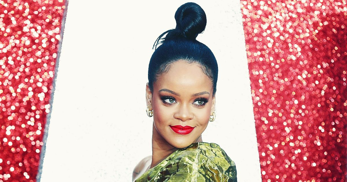 Rihanna Says She's Her Own Muse