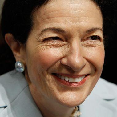 Senate Finance Committee member Sen. Olympia Snowe (R-ME)