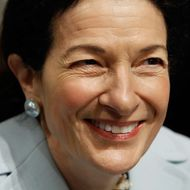 Senate Finance Committee member Sen. Olympia Snowe (R-ME)