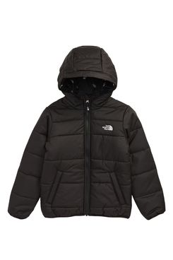 The North Face Toddler Boys Perrito Reversible Water-Repellent Hooded Jacket