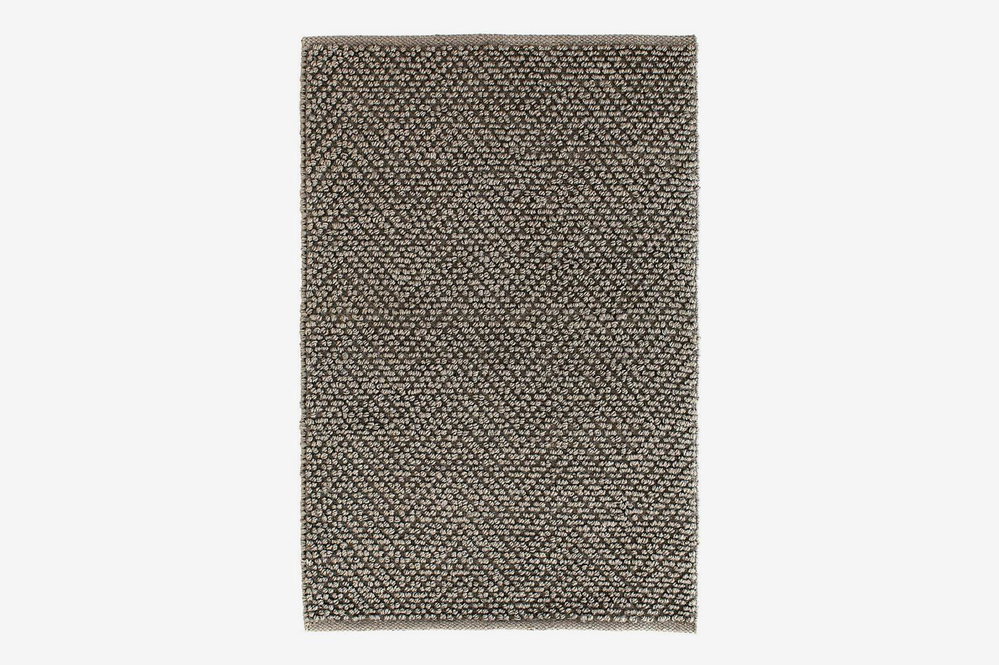 Dash and Albert Nevis Silver Oak Jute Woven Rug