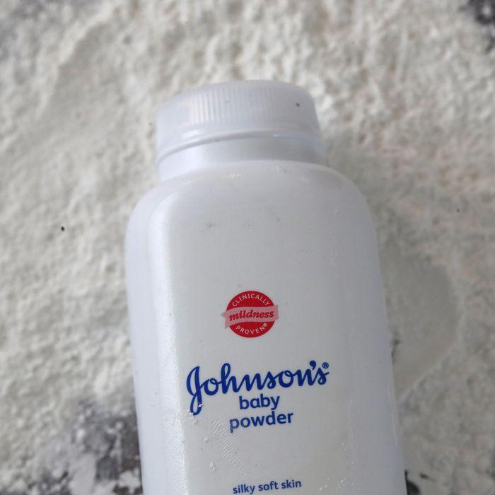 Johnson & Johnson talc-based Baby Powder.