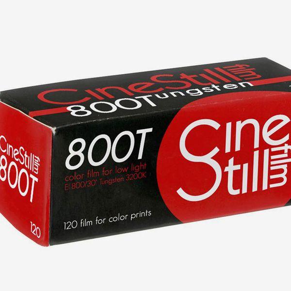 CineStill 800Tungsten Xpro 35-mm. Film