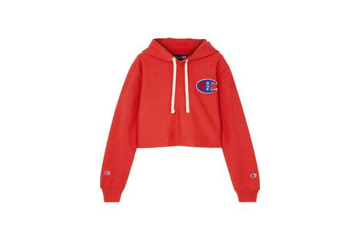 Kith x Champion Hooded Top