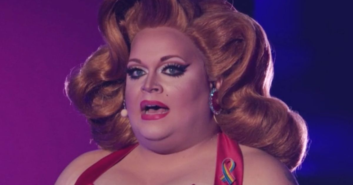 RuPaul's All-Stars Drag Race's Ginger Minj Performs a Tribute to Harvey Fierstein