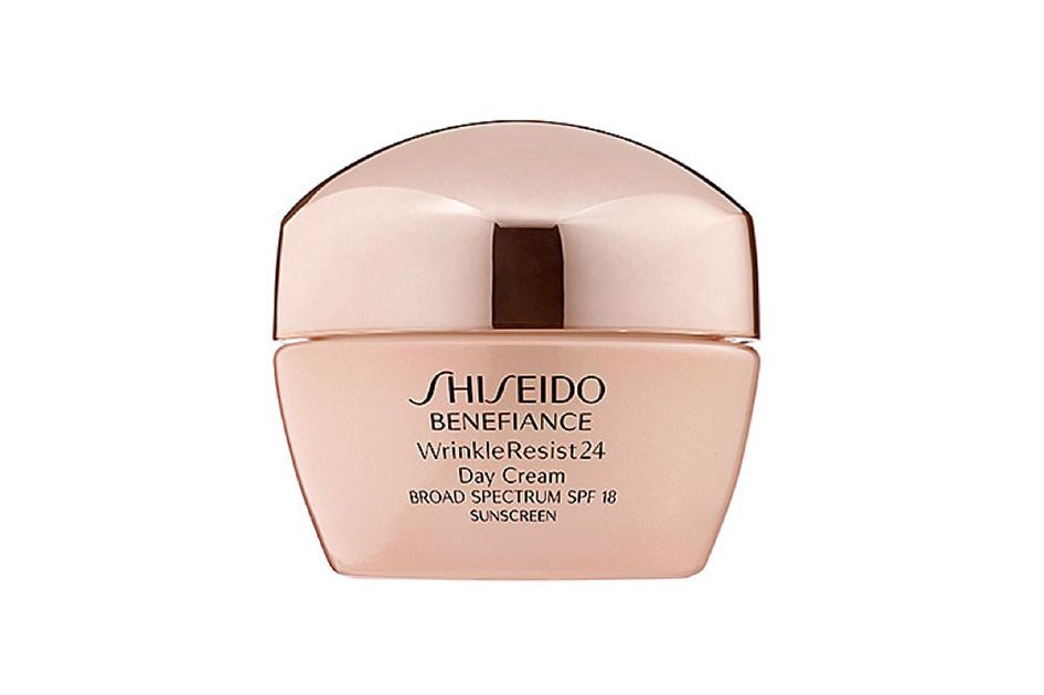 Shiseido Benefiance WrinkleResist24 Day Cream Broad Spectrum 18