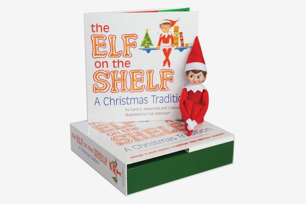 Carol Aebersold and Chanda Bell 'The Elf on the Shelf: A Christmas Tradition' Book & Elf
