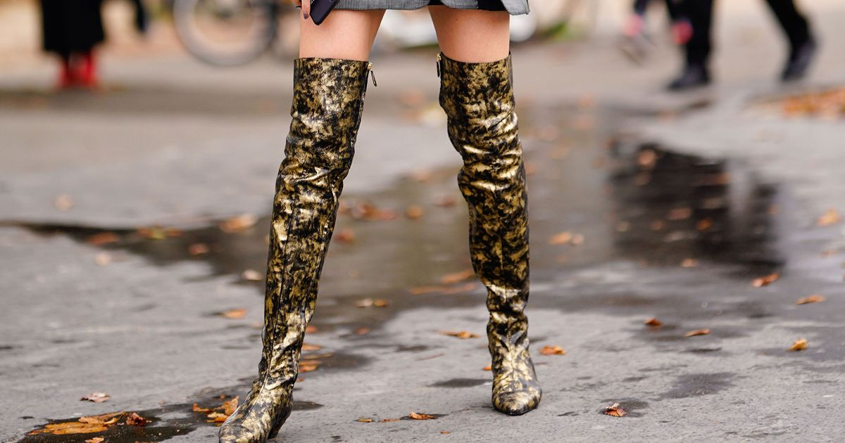 d3bec5d25e1 11 Best Knee High Boots Outfits - Style Tips   Ideas 2018