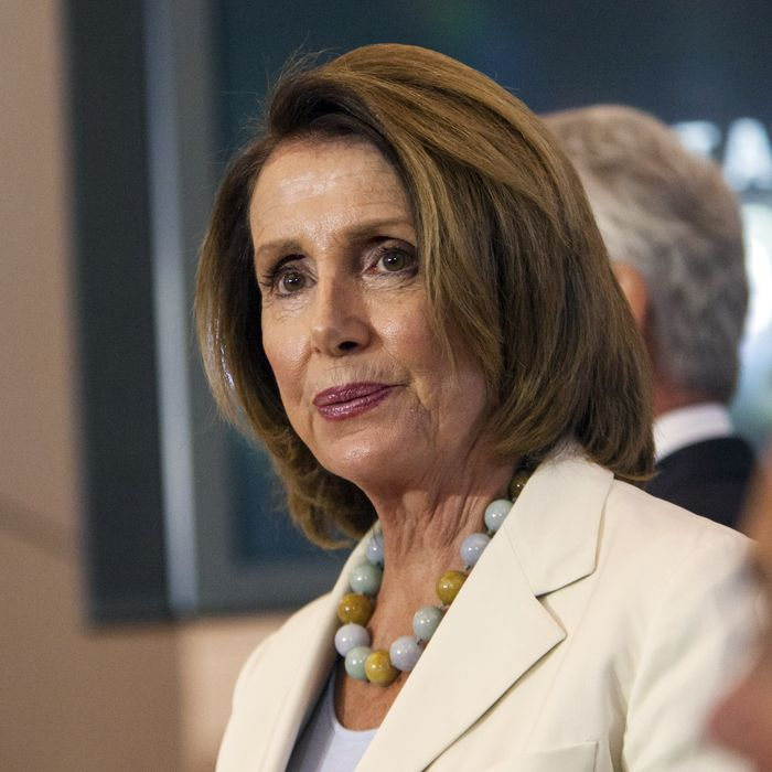 Hamptons Partygoers Rob Nancy Pelosi Of Her Beauty Rest