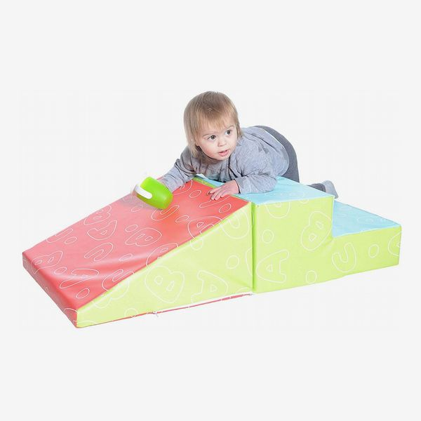 Milliard Soft Foam Toddler Stairs and Ramp Climber Gym