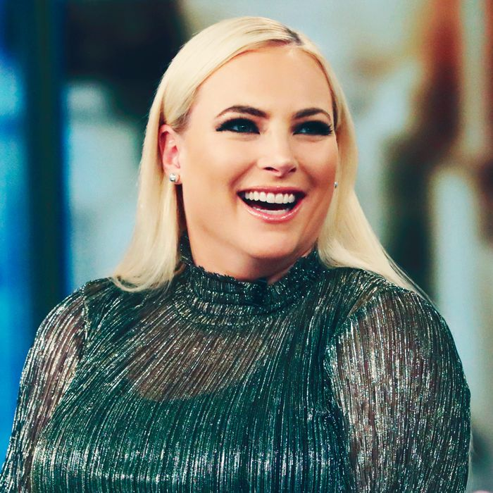 Meghan Mccain Daily Beast: Meghan McCain Might Finally Leave The View