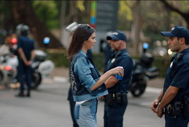80f4177d Pepsi Is Pulling Their Controversial Kendall Jenner Protest AdThe spot was  widely criticized as being tone-deaf.