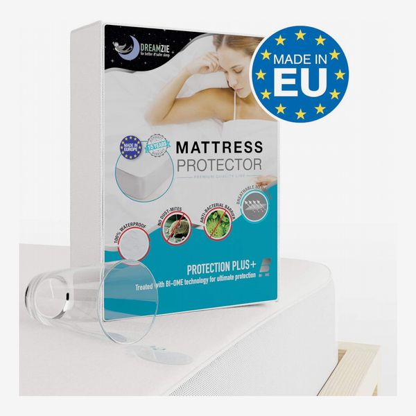 Dreamzie Waterproof Mattress Protector Fitted Topper