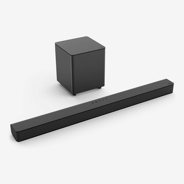 VIZIO V-Series 2.1 Channel Sound Bar System With Wireless Subwoofer