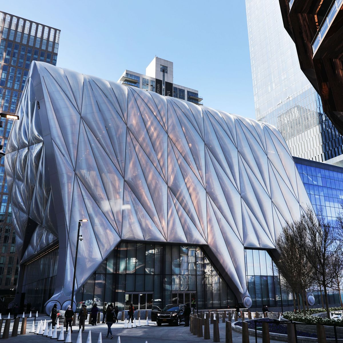The Shed At Hudson Yards Stays Half True To Radical Roots