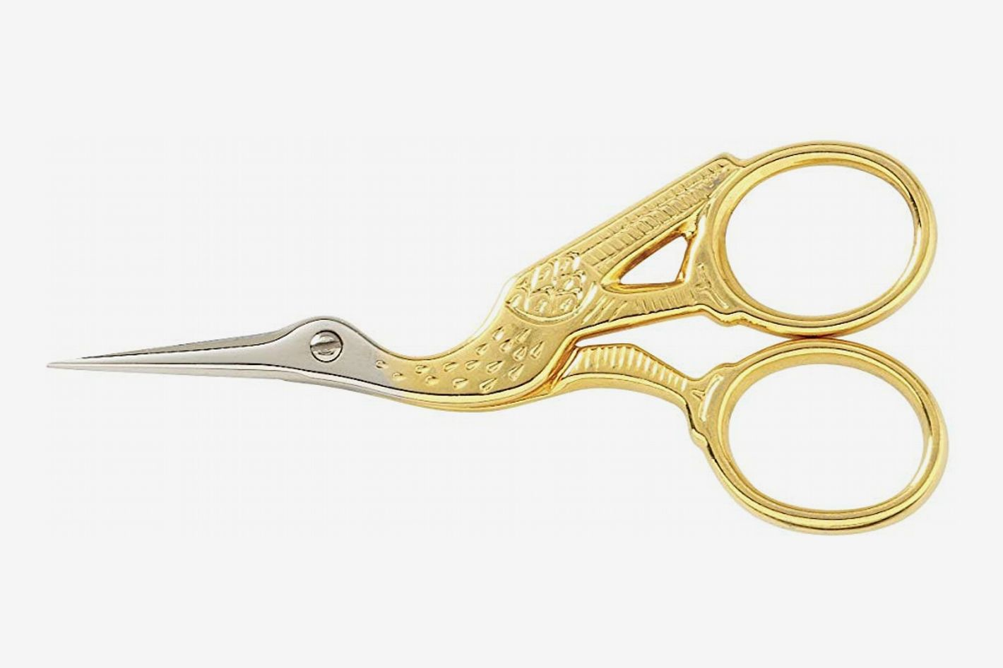 Gingher Stork Embroidery Scissor