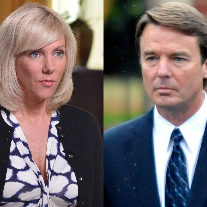 Rielle Hunter And John Edwards Broke Up -- NYMag