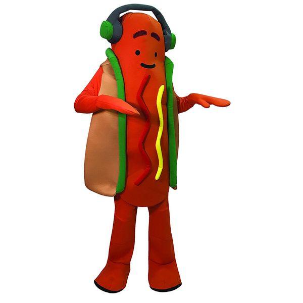 Snap Inc. Dancing Hot Dog Costume