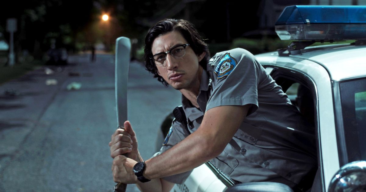 The Dead Don't Die Is the Funniest Adam Driver Performance in Years