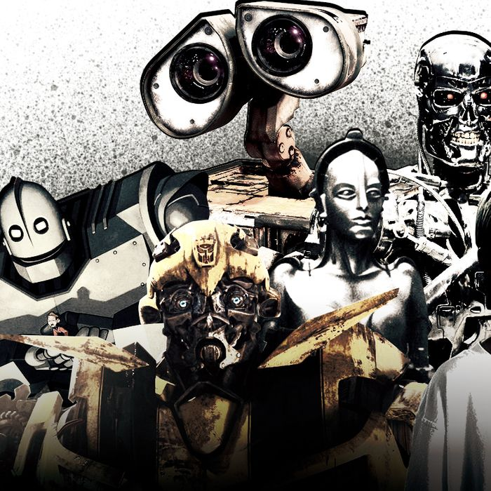 15 Best Robot Movies Of All Time