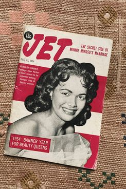 Blk Mkt Vintage Jet Magazine — December 1954 Issue