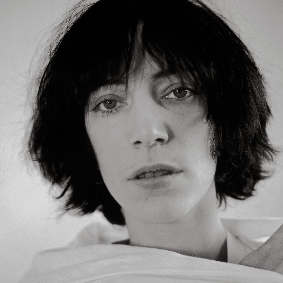 Photos From 'Patti Smith: American Artist' by Frank Stefanko