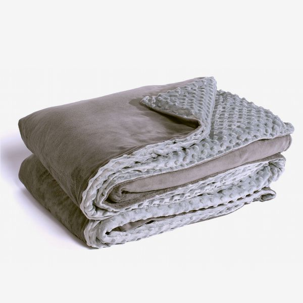 Yogasleep Weighted Blanket with Removable Duvet