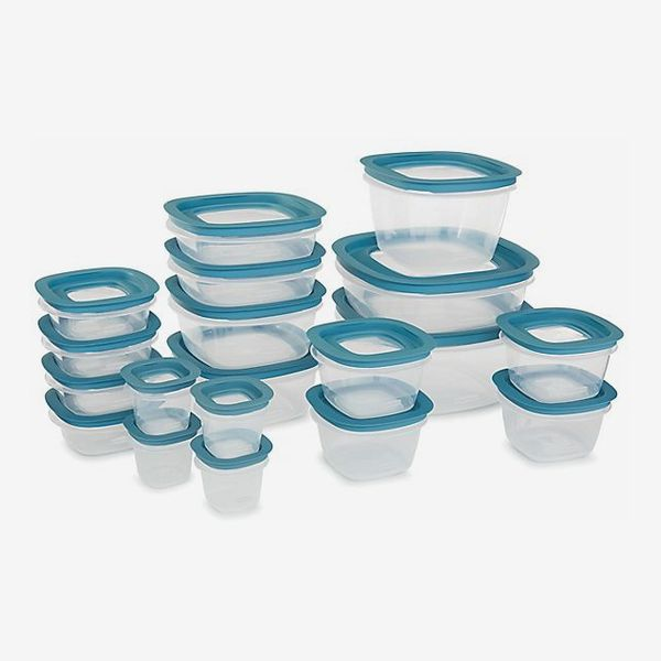 Rubbermaid Flex & Seal 38-Piece Food Storage Set with Easy Find Lids