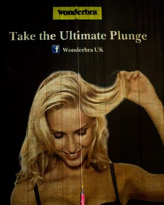 Keep it classy, Wonderbra.
