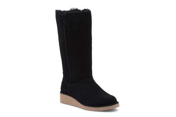 Koolaburra by UGG Classic Slim Tall Genuine Shearling Lined Boot