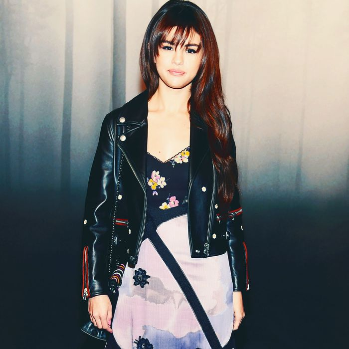 Selena Gomez Shares First Look at Her Upcoming Coach Collection a62ee2838