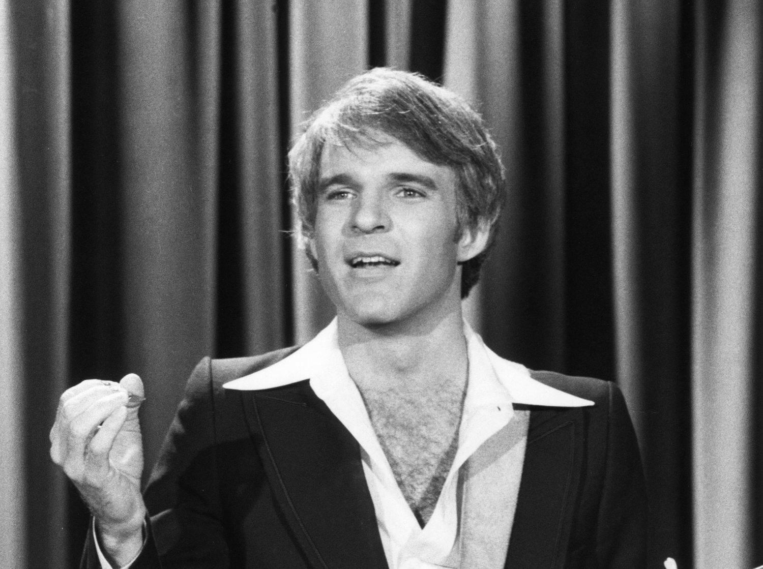 Steve Martin Performed Stand-Up Last Night For The First ...