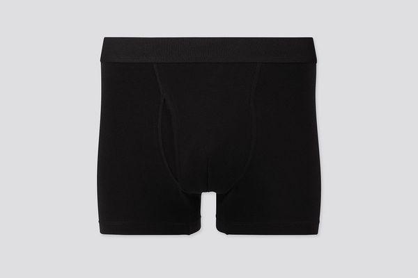 Uniqlo Men's Supima Cotton Boxer Briefs