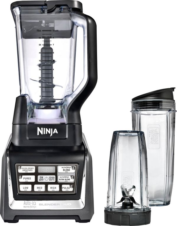 Ninja Nutri Ninja 72-Oz. Blender Duo with Auto IQ