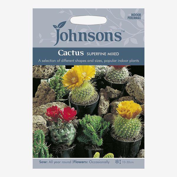 Mixed Cactus Seeds