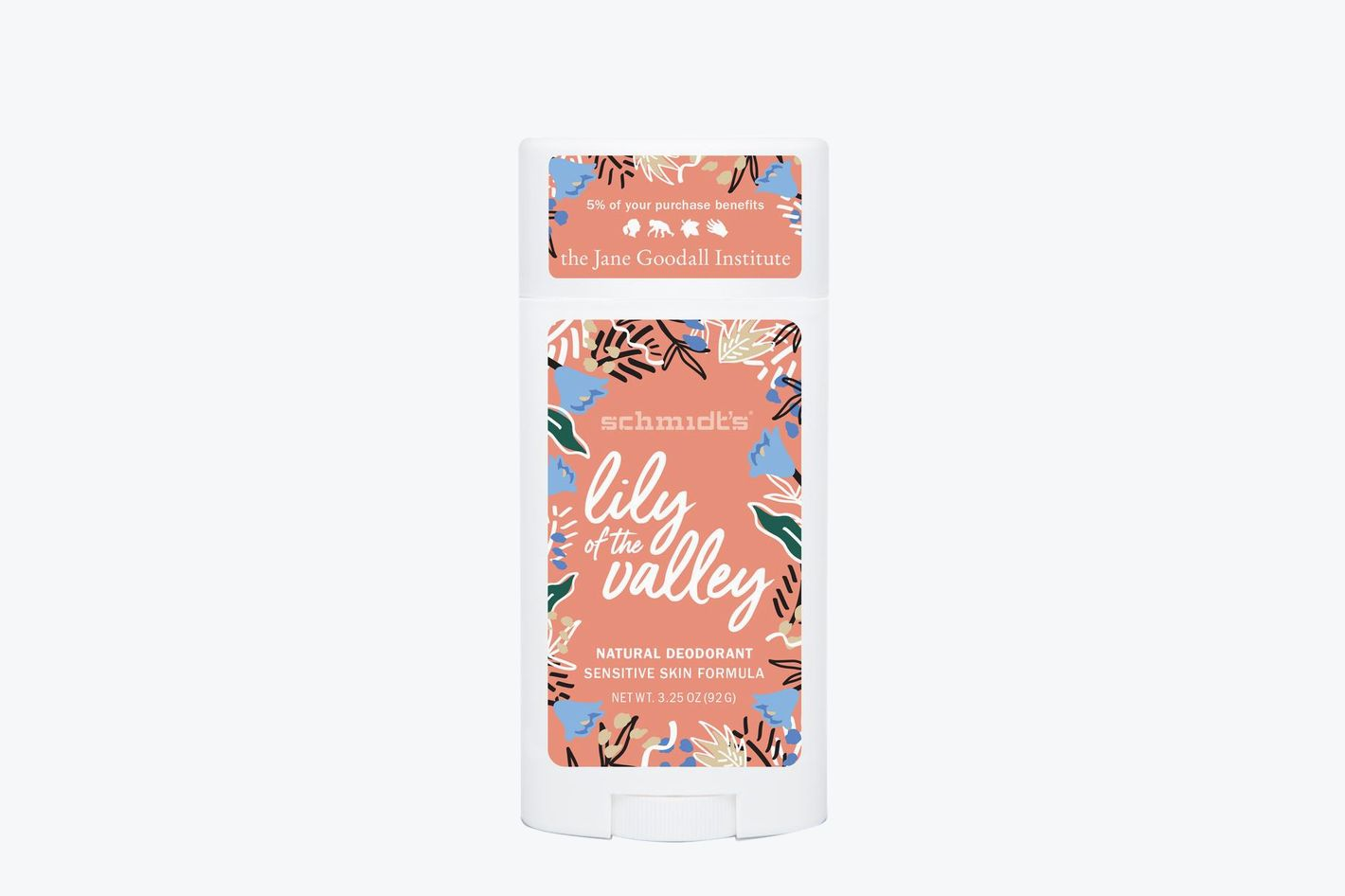 Schmidt's Lily of the Valley Sensitive Skin Deodorant Stick