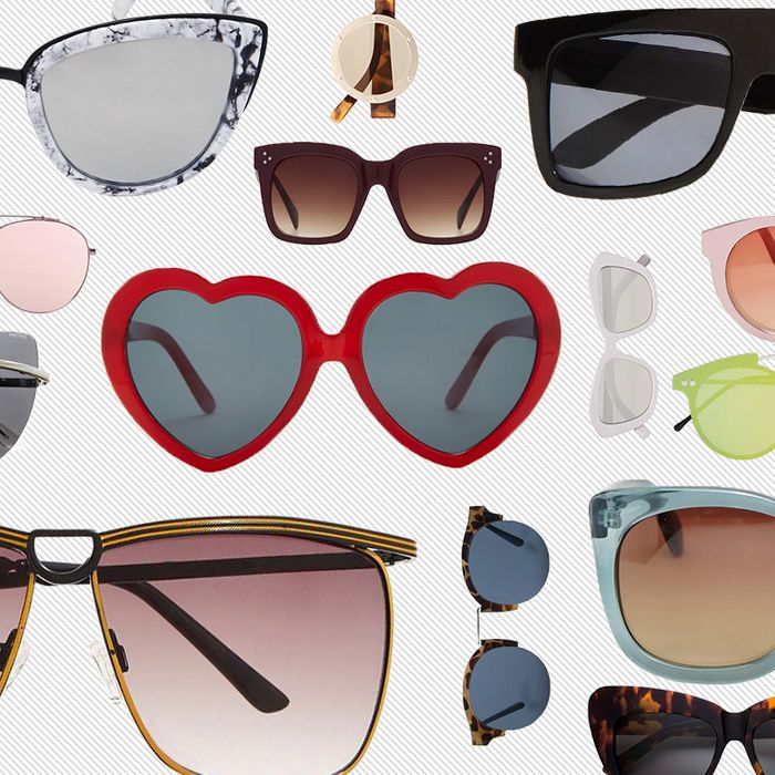 3a8e382e796 No other item in your closet allows you to express your sense of style more  easily than a pair of sunglasses. Some of the attention-getting