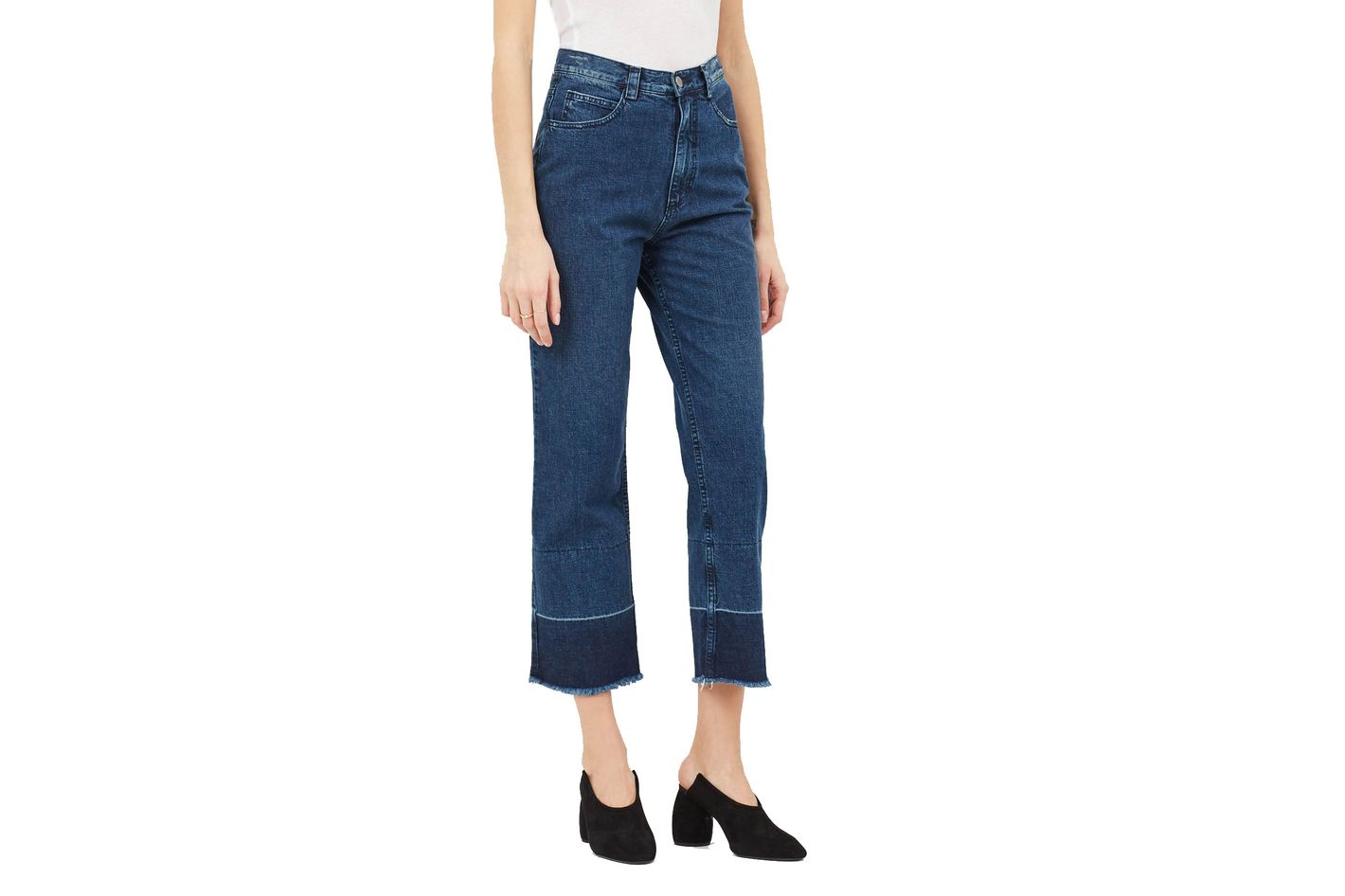 Rachel Comey Classic Indigo Slim Legion Pants