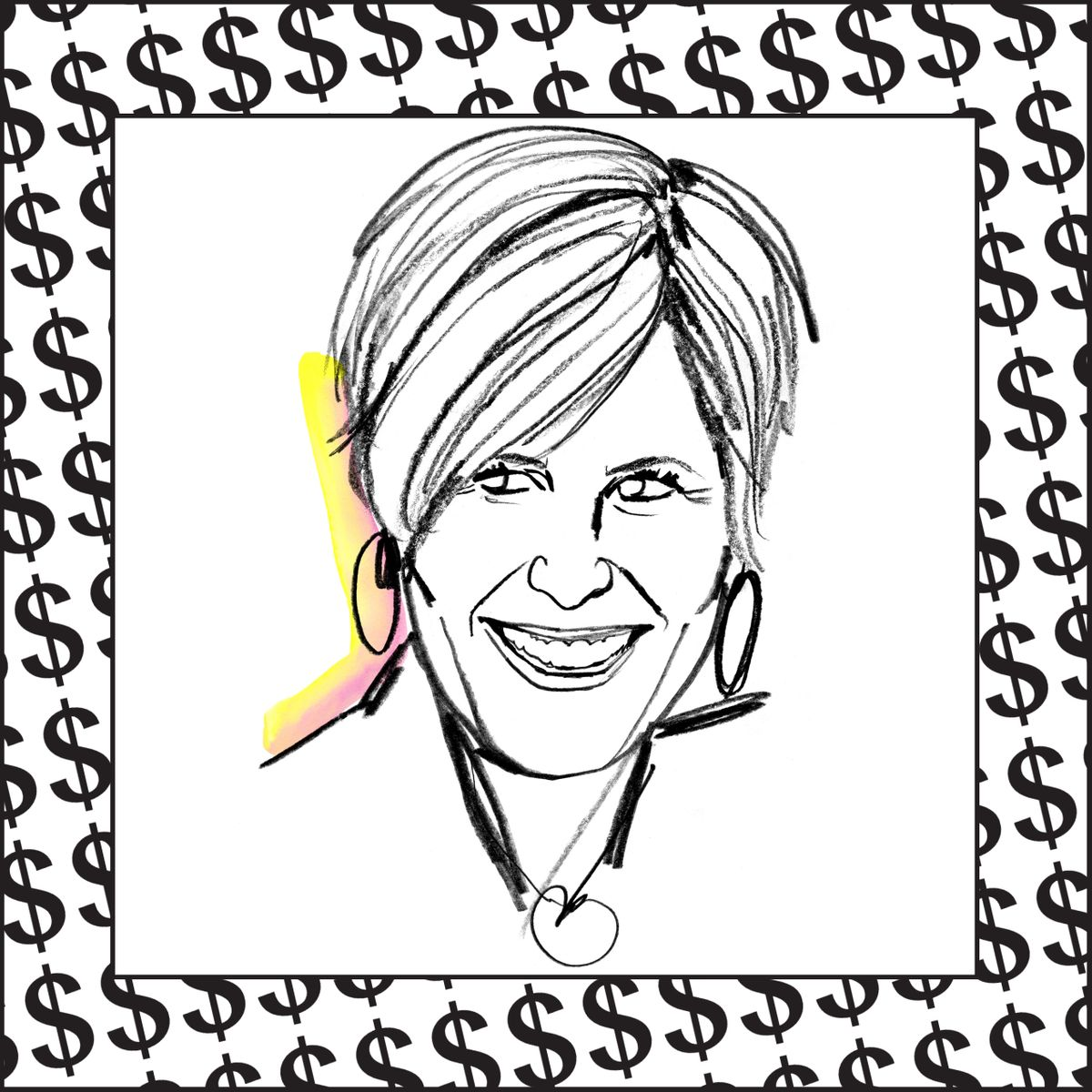 Suze Orman Gives Money Advice From Her Private Island
